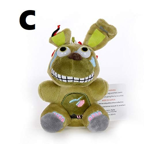 Amazon.com: BIBILU FNAF Action Figures 6 inch Hot Toys Small ...