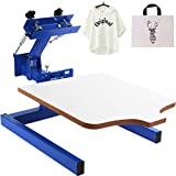 VEVOR Screen Printer 1 Color 1 Station Silk Screen