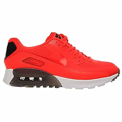 NIKE Women's Air Max 90 Ultra Essential Infrared/Infrared/Black/White Running Shoe 10 Women US