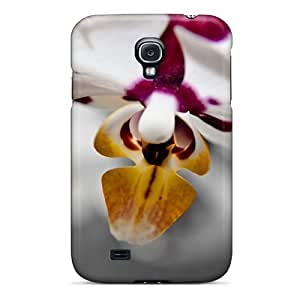 Hot Fashion OePdrYV4995Hlsht Design Case Cover For Galaxy S4 Protective Case (lovely Orchid)