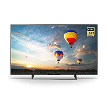 Sony XBR-43X800E 43 4K Ultra HD Smart LED TV (2017 Model)