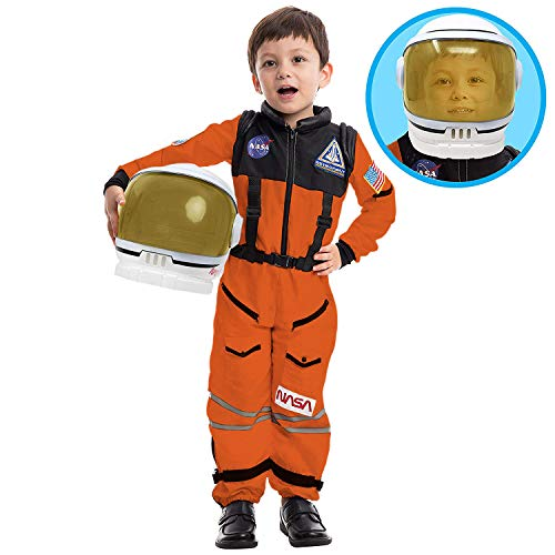 kids astronaut costume - 8