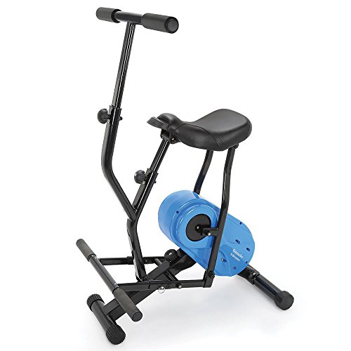 The Rodeo Core Fitness Core Trainer strengthens your core while toning your legs! by Universal Resources