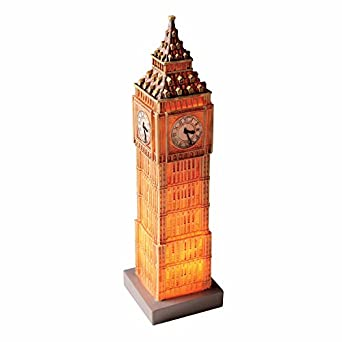 Great Places Small Table Lamp - Big Ben - - Amazon.com