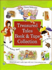 Little Red Riding Hood, Puss in Boots, Three Little Pigs (Treasured Tales Book & Tape Collection) pdf epub