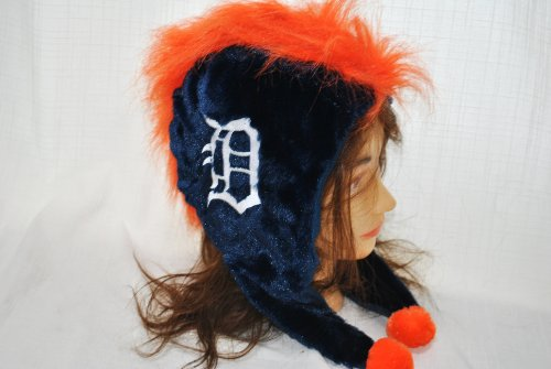 Detroit Tigers 2012 Mohawk Short Thematic Hat