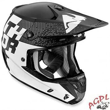 Casco Cross Thor Verge tach-noir/blanc-l-01104317