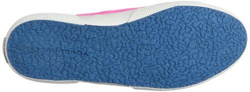 Cod Tela 37 Fuxia Donna S007xh0 Superga Tessuto Fluo Sneakers c74 qf6nB