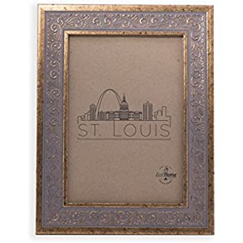 Amazon.com - Pinnacle Frames and Accents 8x10 Antique Champagne ...