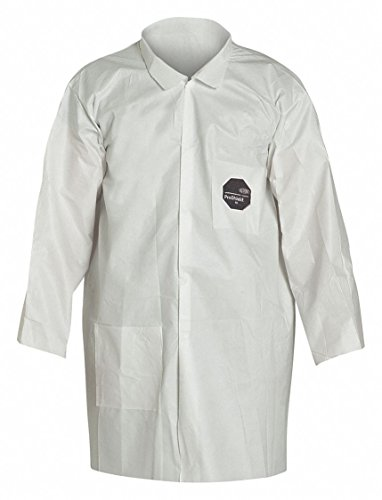 (Dupont Lab Coat, 3XL, Proshield(R) Nexgen(R), PK30 3XL White ProShield(R) 60 NG212SWH3X003000-1 Each)