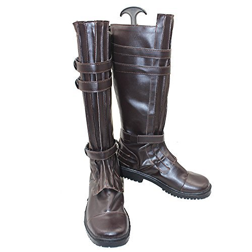 Japan Import Anakin Skywalker Anakin Skywalker-style cosplay shoes / boots Costume (26cm)