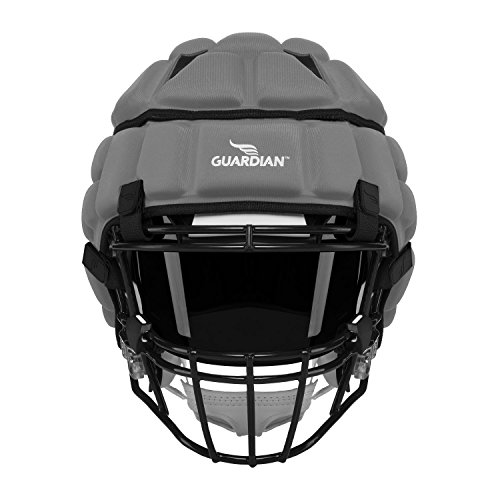 - Guardian Protective Helmet Cover (Silver)