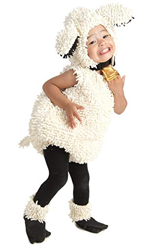 Princess Paradise Baby's Lovely Lamb Deluxe Costume, As Shown, 12 to 18 ()