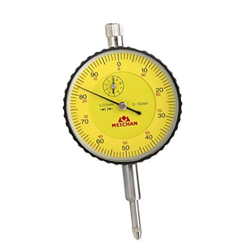ダイヤルインジケータ ダイヤルゲージ ダイヤルテスト測定 コンパス 高精度 ステンレス製
