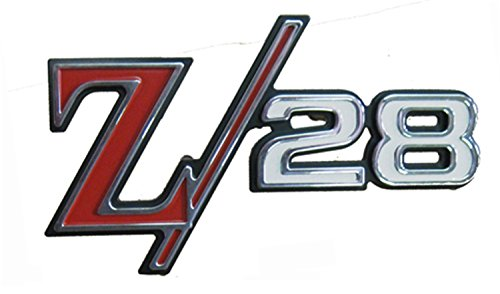 (Golden Star Auto EM01-690 Z-28 Panel Emblem)