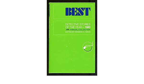 Best Detective Stories 1980 2 Years Best Mystery Suspense