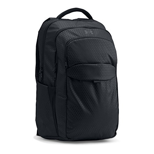 Under Armour On Balance Backpack,Black/Black, One Size [並行輸入品] B07F4CQ623