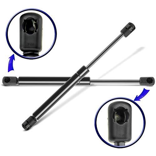 2 x Tailgate Trunk Lift Support Liftgate Shock Struts for Mercedes Benz R171 SLK280 SLK300 SLK350 SLK55 AMG Convertible 2004-2011