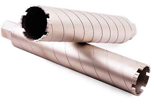 Supreme Series Diamond Core Drill Boring Bits to Cut Hard Concrete, Reinforced Concrete Brick and Block (1 3/4
