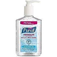 Purell Advanced Hand Sanitizer Refreshing Gel 8 oz