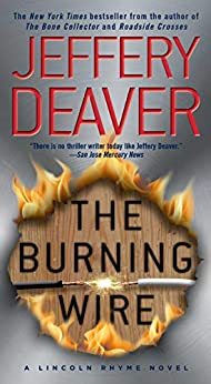 Burning Wire Lincoln Kathryn thrillers ebook product image