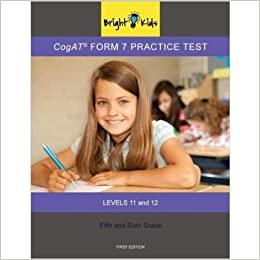 2012 0059 cogat practice test for levels 11 and 12 form 7 bright 2012 0059 cogat practice test for levels 11 and 12 form 7 5000 free shipping fandeluxe Gallery