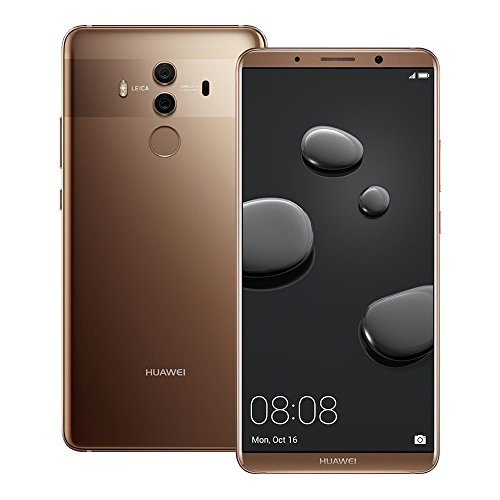 Click to buy Huawei Mate 10 Pro (BLA-L29) 6GB / 128GB 6.0-inches LTE Dual SIM Factory Unlocked - International Stock No Warranty (Mocha Brown) - From only $884.99