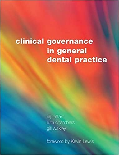Book Clinical Governance in General Dental Practice by Raj Rattan (2003-10-31)