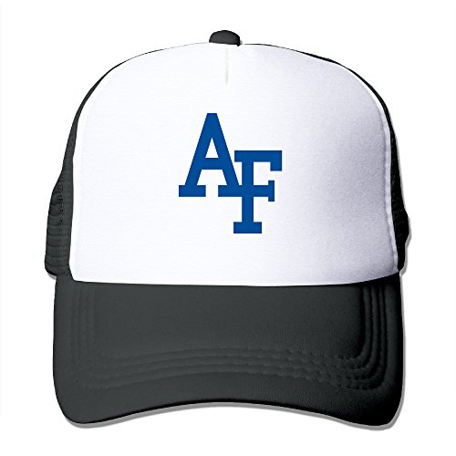 Price comparison product image Oppta Unisex Air Force Academy Football Logo Snapback Hat Printing Trucker Hats