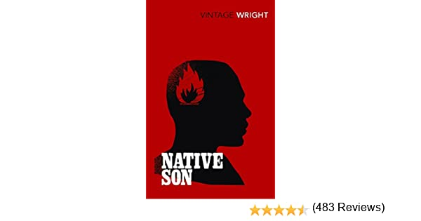Native son richard wright 9780099282938 amazon books fandeluxe Images