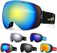 Polarized Sunglasses for Men and Women, 100% UV Blocking, Cycling Glasses, Fishing, Golf, Skiing, Running