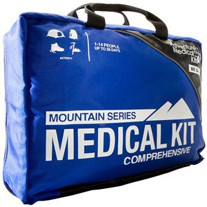 TEN01000101 - Mountain, Comprehensive, Easy Care First Aid Kit