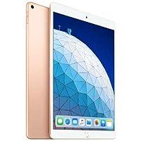 """Apple 10.5"""" iPad Air Tablet, Full HD, 256 GB, Wifi, iOS, MUUT2TU/A, Altın"""