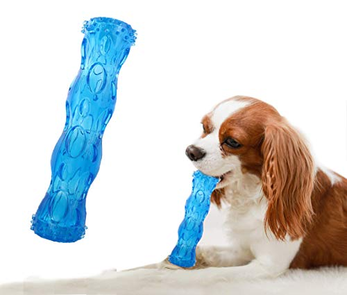 Aggressive Chew Toys for Dogs, Training Chew Play Fetch Bite Toys, Puzzle Game for Puppy, Solid Rubber bone Toys for…
