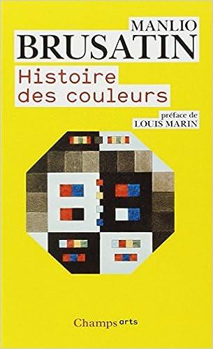 Lire Histoire des couleurs pdf, epub ebook