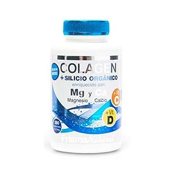 Prisma Natural - Colágeno + Silicio Orgánico - 180 tabletas: Amazon.es: Salud y cuidado personal