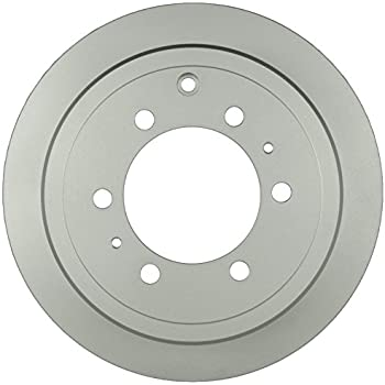 Front and Rear R1 Concepts CEOE10563 Eline Series Replacement Rotors And Ceramic Pads Kit