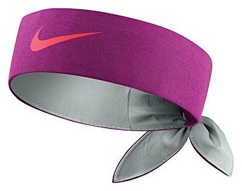 Nike Head Tie Headband (FUCSHIA/Lava) by Nike (Image #1)