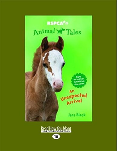 Download Animal Tales 4: An Unexpected Arrival PDF