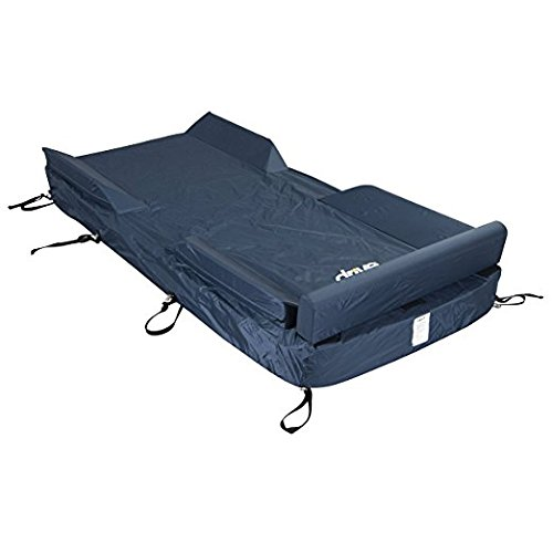 - Drive Medical Universal Mattress Cover with Defined Perimeter, Blue