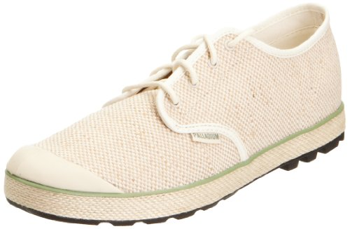 Palladium Heren Slanke Oxford Geweven Casual Schoen
