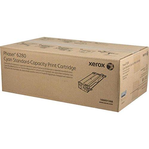 Xerox Phaser 6280 Cyan Print Standard Capacity 2200 Yield