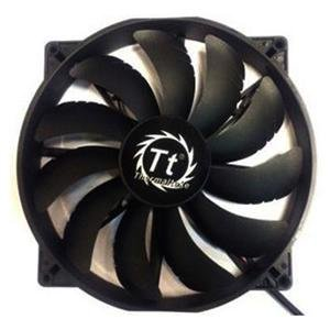 The Excellent Quality Pure 20 Black DC Fan by Generic