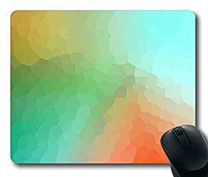 Mouse Pad Color Diamond Desktop Laptop Mousepads Comfortable Office Mouse Pad Mat Cute Gaming Mouse Pad