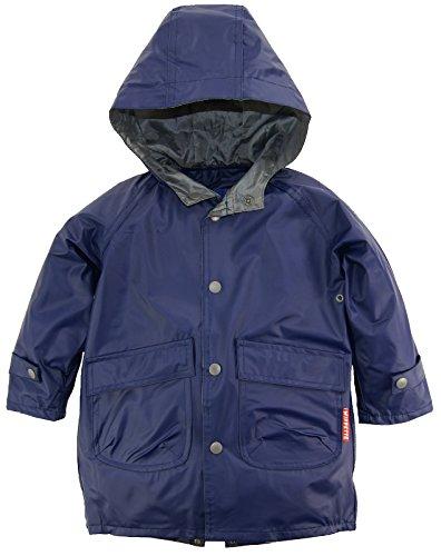 Navy All Weather Coat - 5