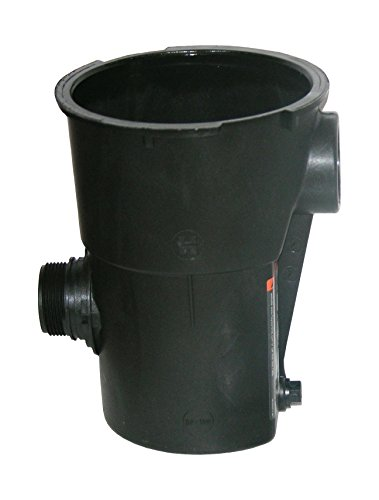 Hayward SPX1500CAP Strainer Housing with Basket Replacement for Select Hayward Pumps and - Hayward Strainer Pump