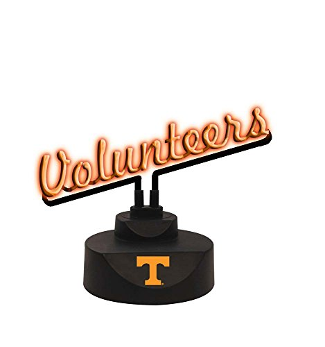 The Memory Company NCAA University of Tennessee Knoxville Script Neon Sign, One Size, Multicolor (Lakers Nba Neon Sign)