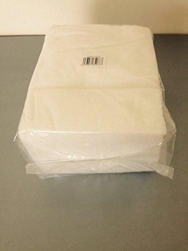 TOALLA SPUN LACE PEDICURA 50X40CMS(100uds)