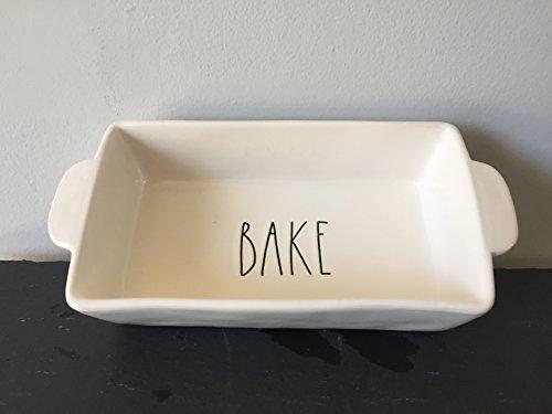 Rae Dunn Bake Dish 9x5 by Rae Dunn - Magenta (Image #1)