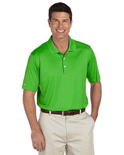 Ashworth Knit Shirt (Ashworth Men's Performance Interlock Solid Polo - KELLY GREEN -)